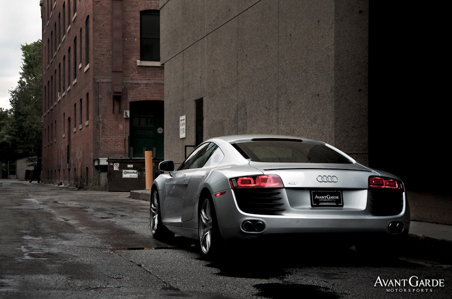 2009 Audi R8 Avant Garde Motorsports