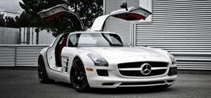 2011 Mercedes Benz SLS 6.3