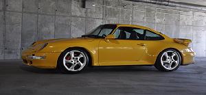 1996 Porsche 911 993 Carrera 4S