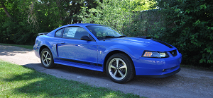 2003 Ford Mustang Mach 1 *Brand New Untitled Vehicle*