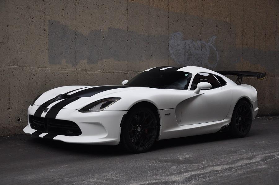 2014 Dodge Viper Srt Gts Avant Garde Motorsports