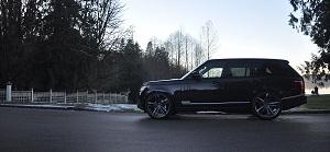2015 Land Rover Range Rover V6 HSE