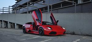 2007 Lamborghini Murcielago LP640 Coupe