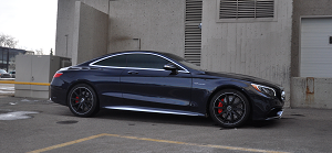 2015 Mercedes Benz S63 Coupe