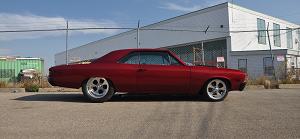 1967 Chevrolet Malibu Super Sport