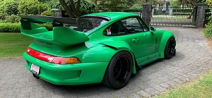 1997 Porsche 911 C2 993 RWB RAUH-Welt BEGRIFF Twin Turbocharged