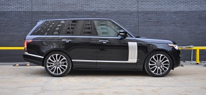 2015 Land Rover Range Rover Supercharged Autobiography Executive