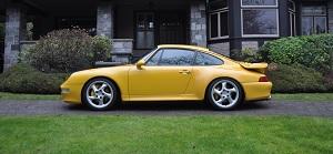 1996 Porsche 993 911 Turbo
