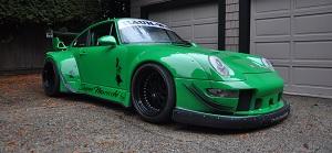 "1997 Porsche RWB RAUH-Welt BEGRIFF 911 C2 993 Twin Turbocharged ""Super Musashi"""